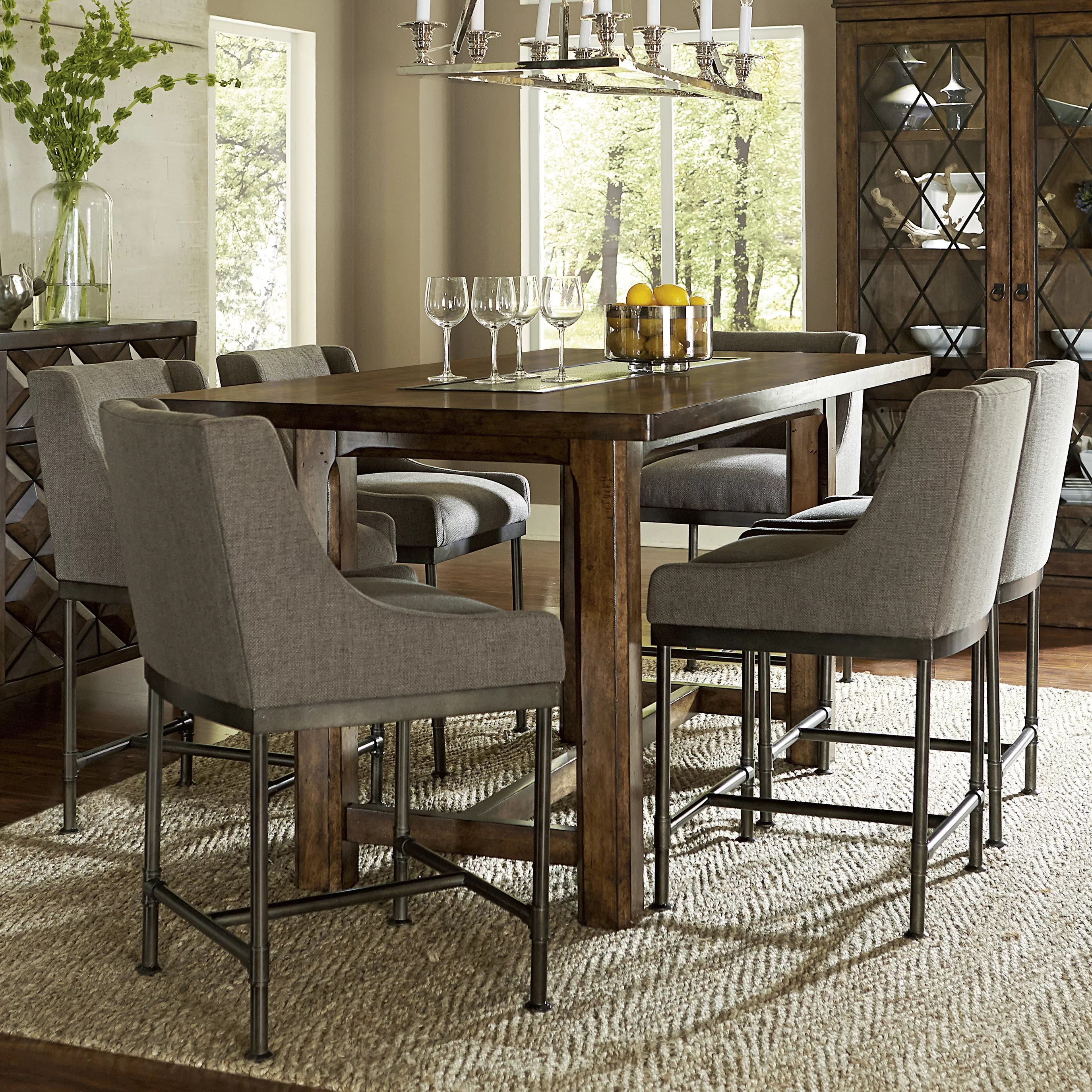 counter height kitchen tables cliff kitchen counter height kitchen table Segula Counter Height Dining Table Allmodern