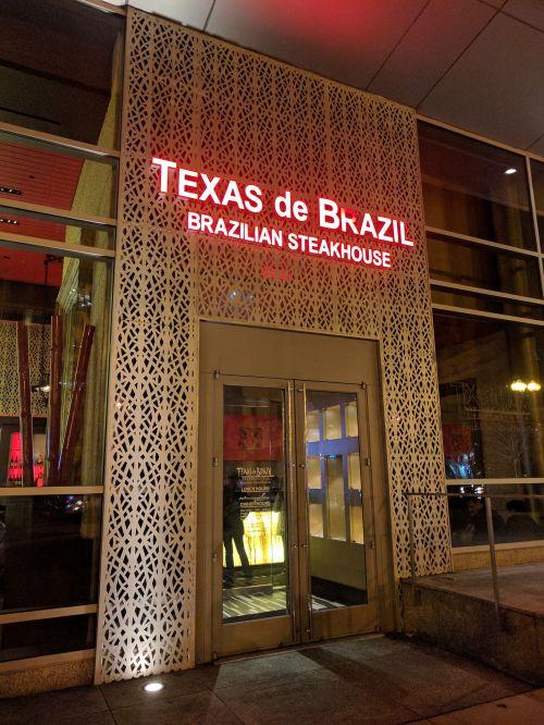 Medium Of Brazilian Steakhouse Dc