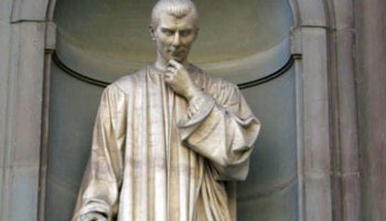 Machiavelli's impact on our world today?