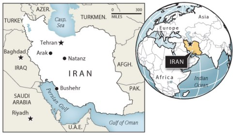 cyber weapon against Iran Nuclear Program
