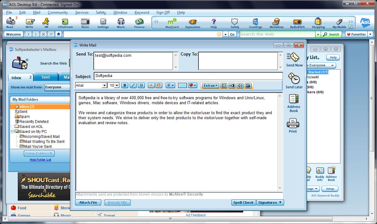 AOL suffered a massive Data Breach