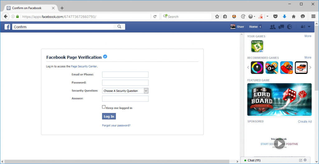 Facebook Hacker Tools