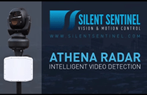 Silent Sentinel radar systems combined CCTV