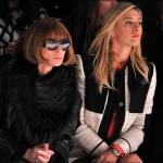 Maria Sharapova dazzles at Fashion Week