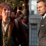 Worldwide Box Office: Hobbit huge again, Bond becomes billionaire