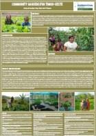 E13. Community gardens