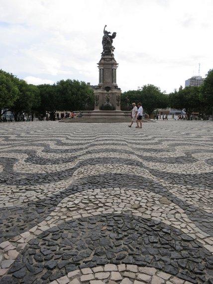 mosaics of Manaus