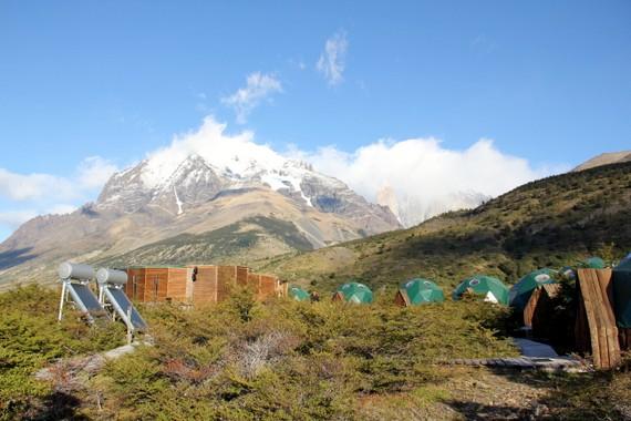 luxury travel ideas patagonia