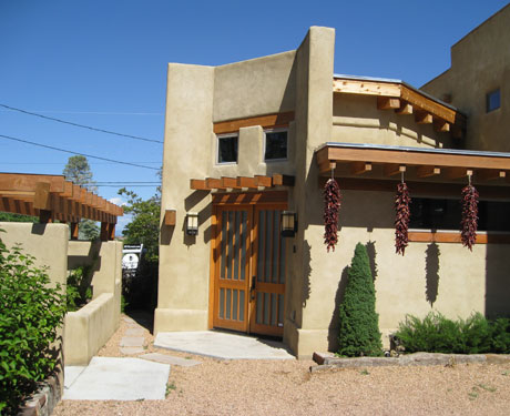 The best accommodations for group vacations seeing design for Santa fe style house plans