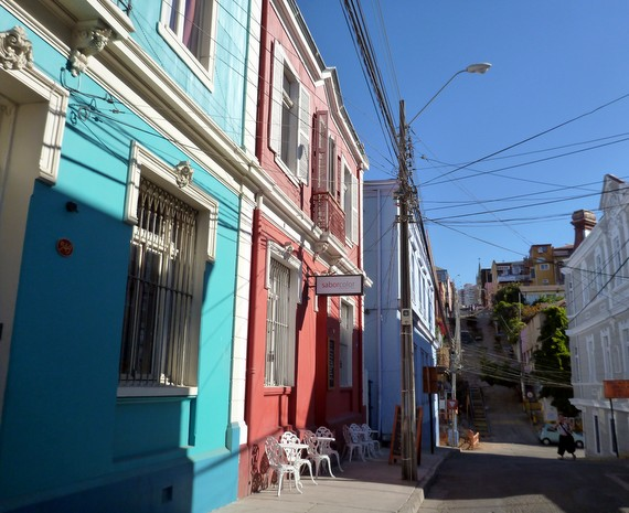 Valparaiso bars