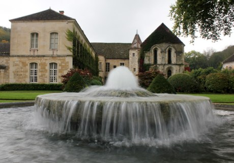 travel ideas, abbey du Fontaine