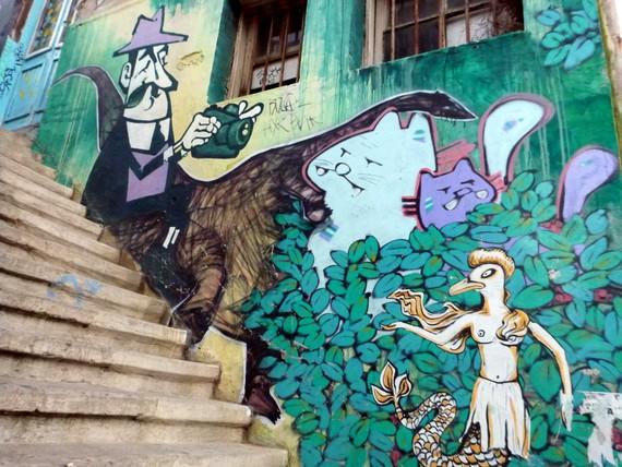 valparaiso travel ideas