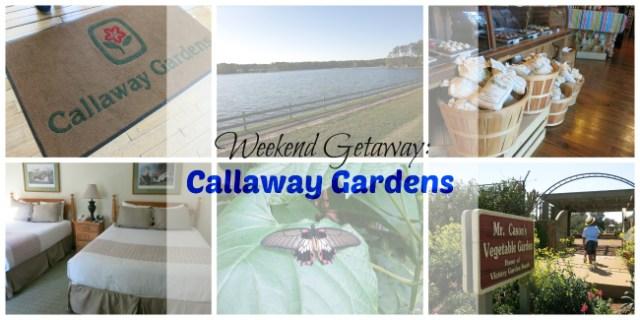 Weekend Getaway Callaway Garden