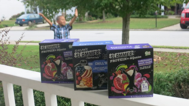 Slammers Snack Superfood