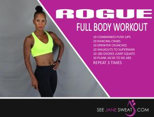 ROGUE Full Body Workout