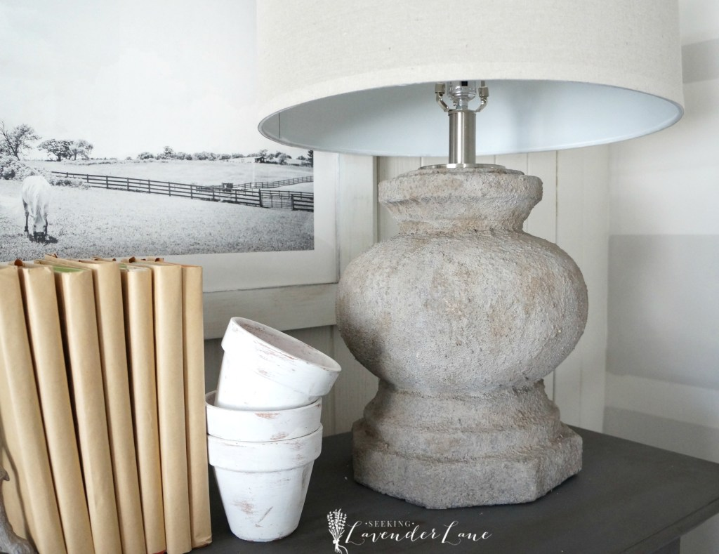 lampsplus lamp and minted horse picture