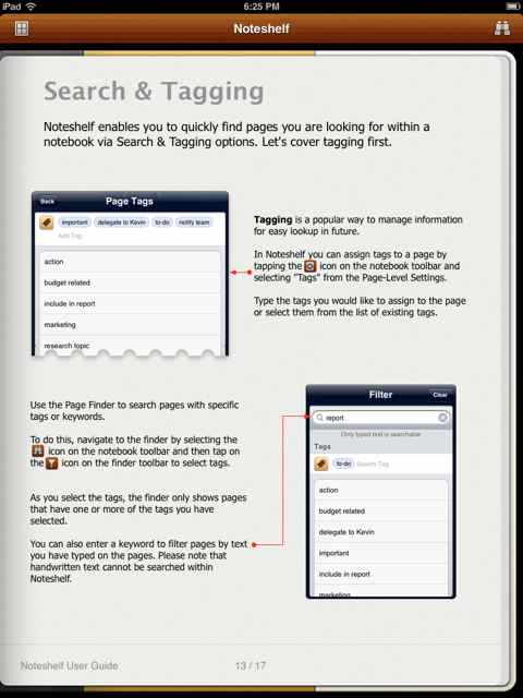 iPad diagramming (5/6)