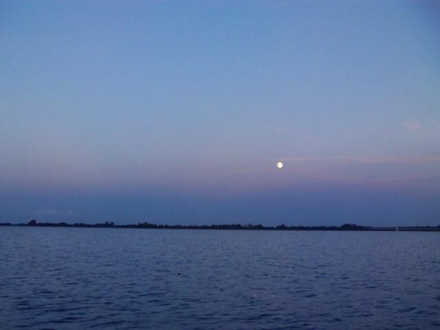 sailing moon