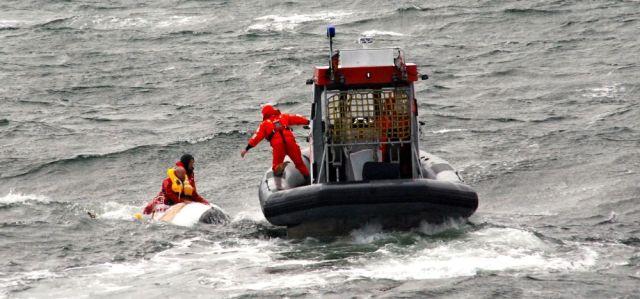 DGzRS Schiffbruch