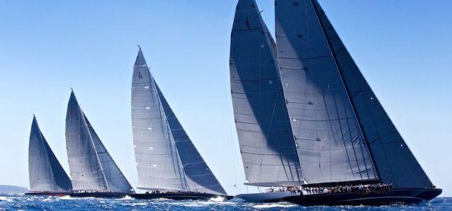 Luxus yacht segelreporter teil