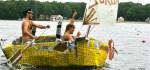 Bootsbau, Spaßregatta