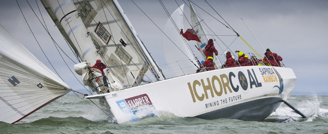 Clipper round the World, tödlicher Unfall