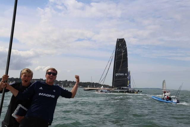 Sailing Team Imagine
