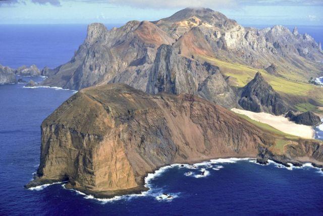 Die Vulkaninsel Trinidade