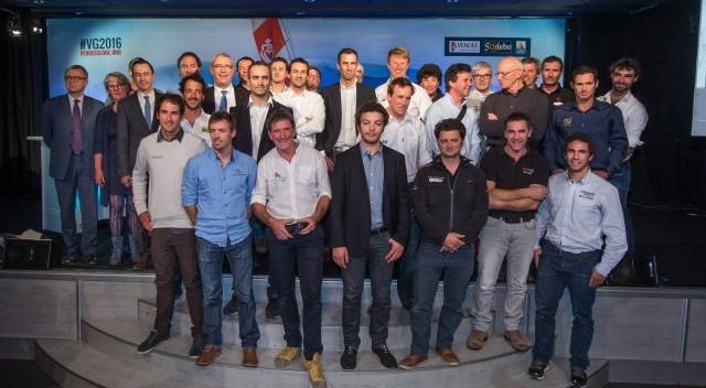 Vendée Globe Teilnehmer 2016
