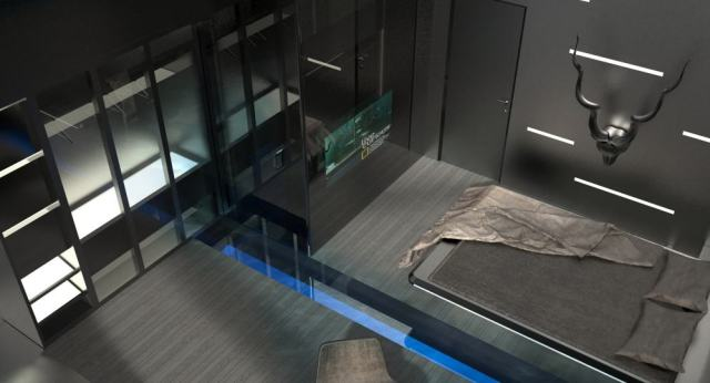superyacht, Cauta, Vision, Design