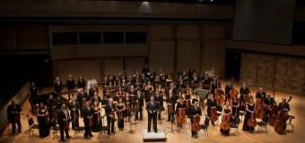 La Filarmónica inicia gira de conciertos en Caracas