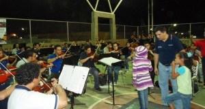 Este año la Orquesta Gran Mariscal de Ayacucho reforzará sus actividades en las comunidades