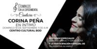 La voz de Corina Peña brilla en íntimo en el Centro Cultural BOD