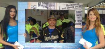 Venezuela: BBVA Provincial presente en el Fan Fest del Magallanes