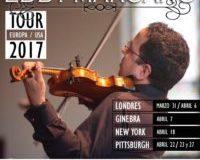 Venezuela: Eddy Marcano emprende gira por EEUU, Suiza y Reino Unido