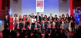 España: 9 compañías del sector seguros entre las 50 mejores empresas para trabajar en España