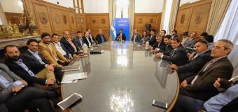 Argentina: Se celebra una reunión de los delegados de la SRT con el Ministerio del Interior
