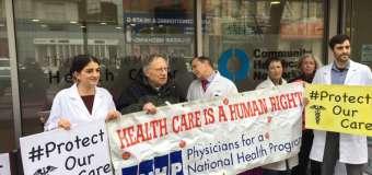 USA: Eliminación del Obamacare dejaría a millones de neoyorquinos sin seguro