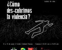Venezuela: ¿Cómo des-cubrimos la violencia? Un seminario para aprender y reflexionar
