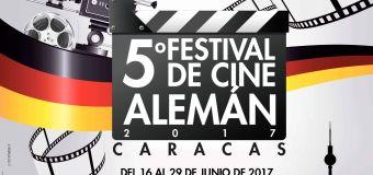 Venezuela: El Festival de Cine Alemán llega a su quinta edición