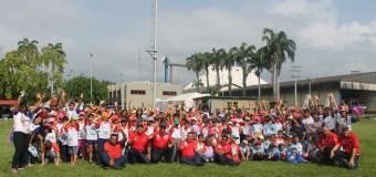 Venezuela: Niños celebraron las vacaciones compartiendo valores