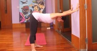 Sehat Alami - Yoga untuk Jogger - Step 1
