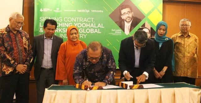 Indonesia bisa Menjadi Pemain Bisnis Halal kelas Dunia?