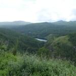 Landschaftseindruck vom Altai