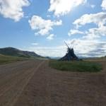 Landschaft Mongolei08