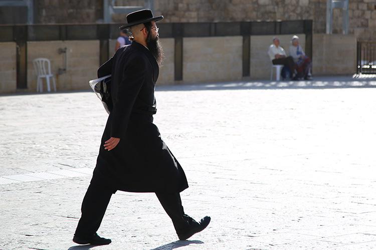 ユダヤ人 モミアゲ