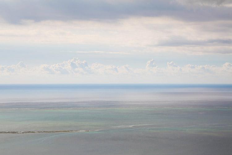 モーリシャス 海