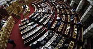 5/5/2015: Ερώτηση 31 Βουλευτών  ΣΥΡΙΖΑ: «Πότε θα αποκατασταθεί η συνταγματική νομιμότητα για ΕΥΔΑΠ – ΕΥΑΘ;»