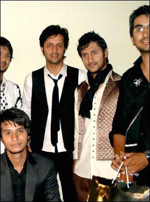 Atif Aslam At Shahbaz Aslam Wedding