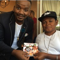 Actor Osita Iheme Spotted With South African Gospel Singer Sfiso Ncwane